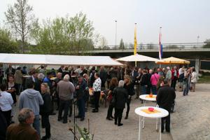 Opening molenseizoen 2013 Molen de Regt!