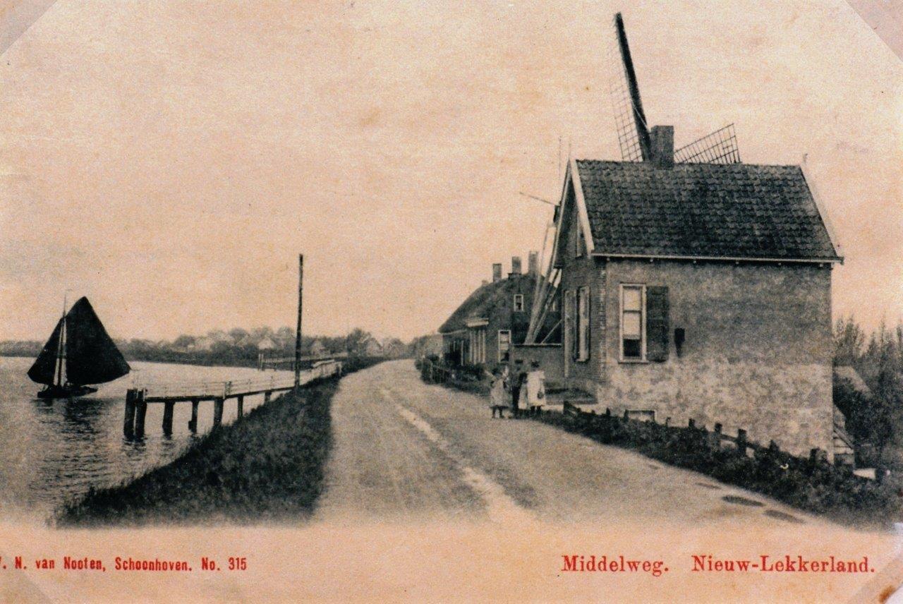 Historie korenmolen de regt - Oude huis fotos ...