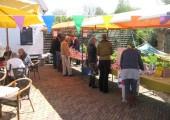 Korenmolenmarkt op zaterdag 12 mei bij Korenmolen De Regt.