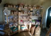 Vanaf nu winkel op dijkniveau in Korenmolen De Regt. Ook geschenkverpakking met meelproducten voor de feestdagen